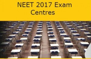List of Cities for Centers of NEET Test 2017
