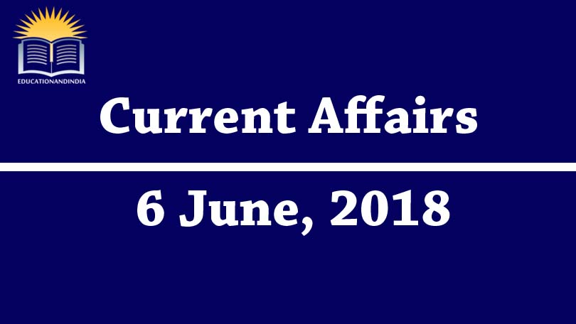 Current-affairs-banner-6-june-2018