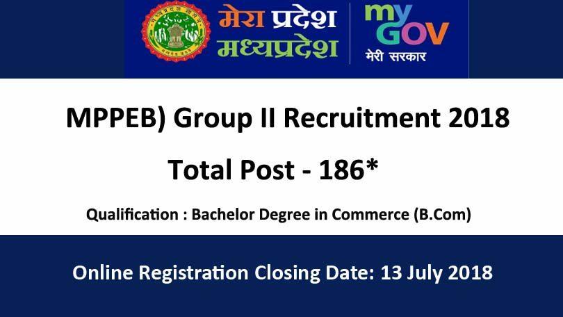 MPPEB) Group II Recruitment