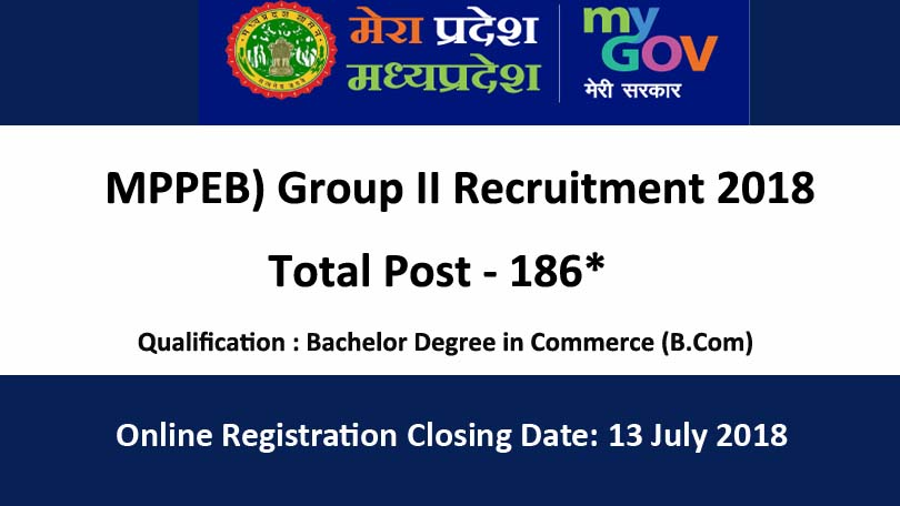 MPPEB) Group II Recruitment