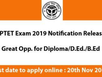 UPTET-2019-Exam